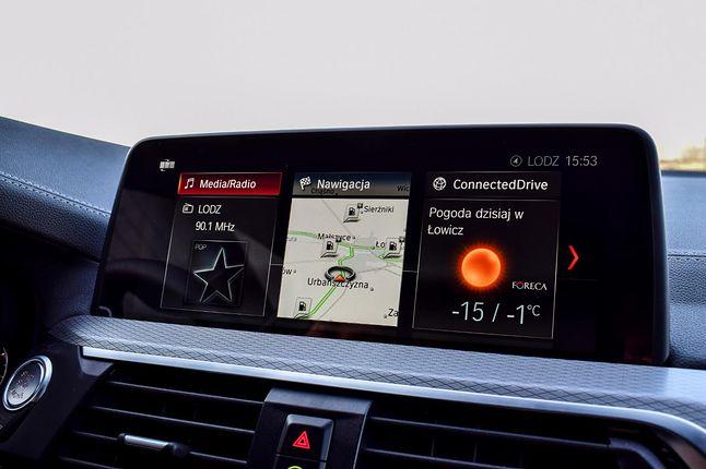 BMW iDrive.