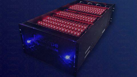 """Malinowy obłęd: """"superkomputer"""" z 750 Raspberry Pi 3 za 100 tys. dolarów"""