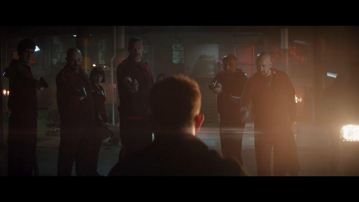 Hawkeye: Piotr Adamczyk w trailerze :O