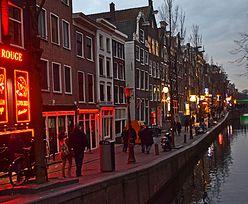 Koniec dzielnicy czerwonych latarni? Trwa porządkowanie Amsterdamu