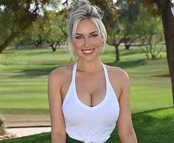 """Czy ona mówi poważnie? Zniewalająca golfistka opowiada o """"skomplikowanej relacji"""""""