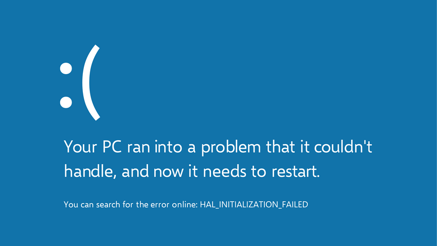 Kolejny błąd w Windows 10 powoduje BSOD-y /fot. Domena publiczna