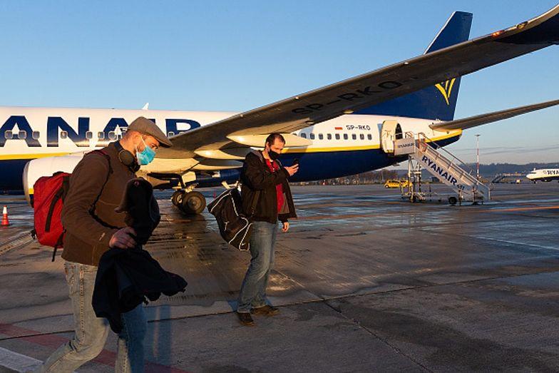 Ruch lotniczy w Europie długo nie powróci do czasów sprzed pandemii COVID-19