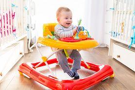 Chodziki dla dzieci - nauka chodzenia, wady chodzików, cena