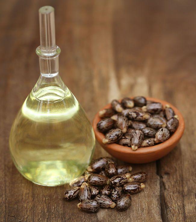 Guzki tarczycy a olejek rycynowy