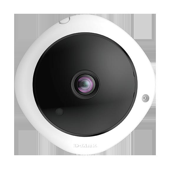 Kamera D-Link DCS-4625 widziana z góry, fot. materiały prasowe.