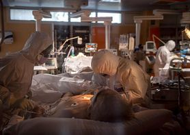 Koronawirus. Prof. Rejdak o pacjentach umierających w samotności na COVID-19 (WIDEO)