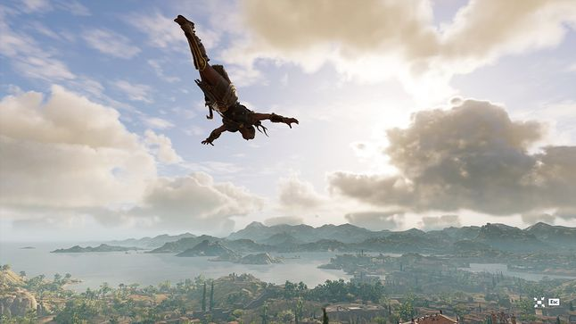 To Assassin's Creed...Skok Wiary musi być!