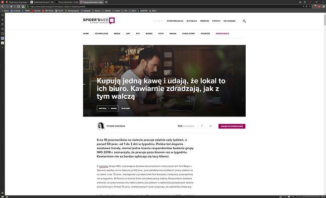 Widok zwykły - spidersweb.pl