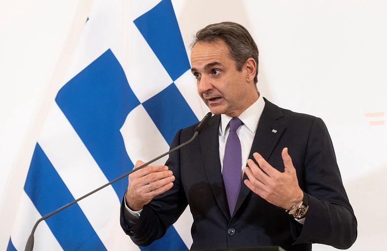 Grecki premier przyłapany. Drugi raz łamał obostrzenia