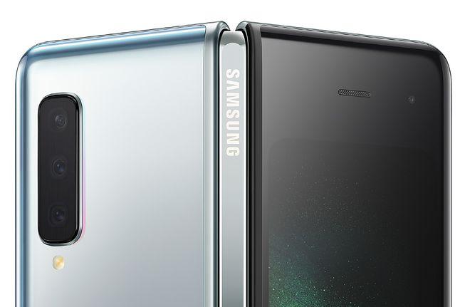 Samsung Galaxy Fold, fot. materiały prasowe