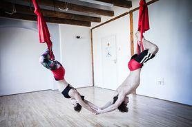 Aerial yoga – nowa jakość ruchu
