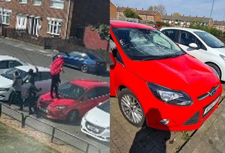 Gang nastolatków zaatakował polską rodzinę w Anglii. 13-latek zatrzymany
