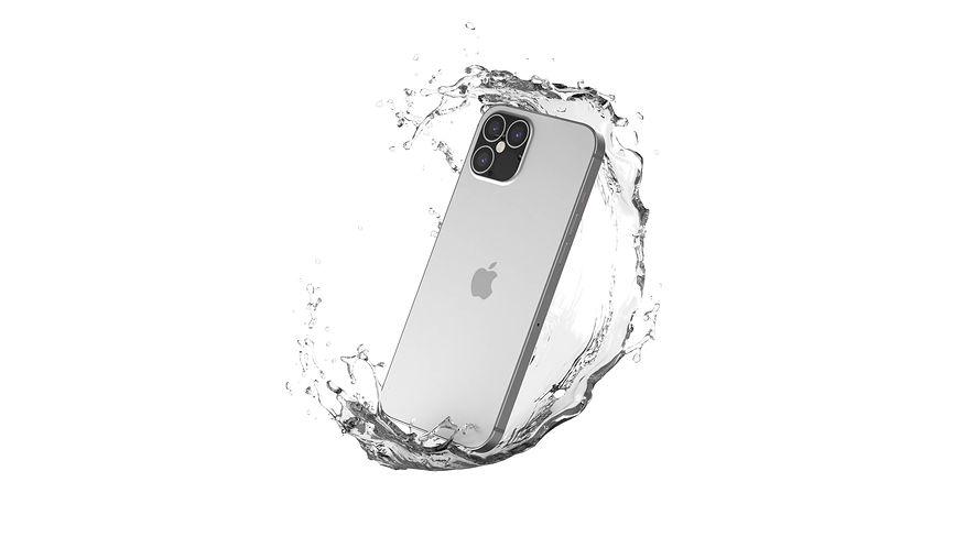 render iPhone 12, fot. Max Weinbach/EverythingApplePro
