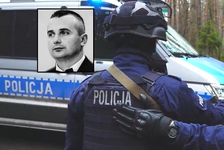 COVID-19. Nie żyje 43-letni policjant. Osierocił dwoje dzieci