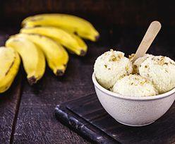 Przepis na lody bananowe. Wystarczą dwa składniki i jesz pyszny deser!