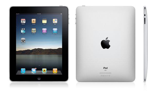 pierwszy iPad