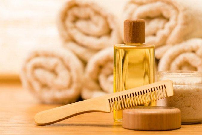 Oleje na zniszczone włosy