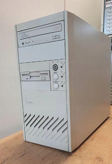 Pentium 1 z Windows 95