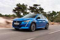 Nowy Peugeot e-208 zdobywa kolejną nagrodę - fot. materiały prasowe
