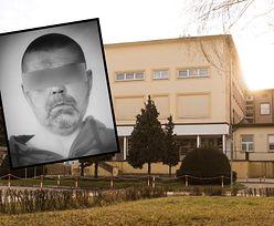 Zagadkowa śmierć w Wieluniu. Zaginiony pacjent znaleziony martwy przed szpitalem