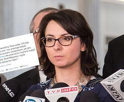 Wpadka szefa komisji ds. pedofilii. Posłanka pokazała zdjęcie