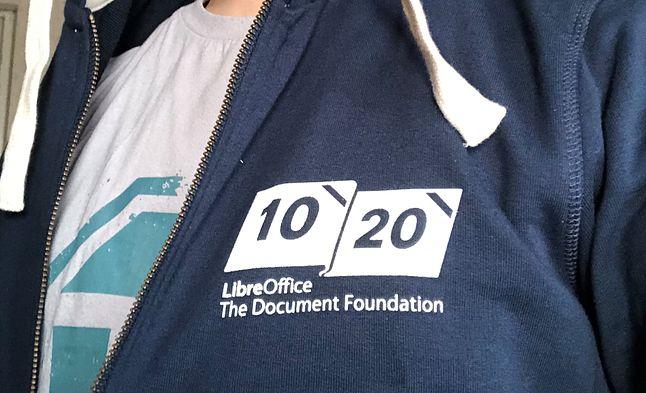 Logo na dziesięciolecie projektu