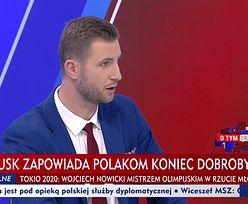 """""""Paskowy"""" TVP znowu w formie. Tym razem """"dowalił"""" Donaldowi Tuskowi"""