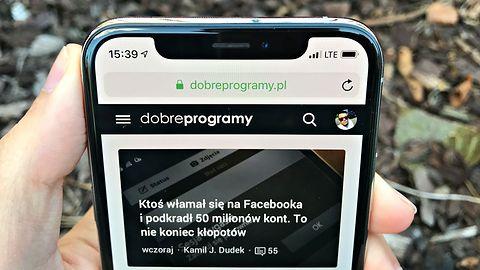 iPhone XI z naroślą na plecach na pierwszej grafice i plany usunięcia notcha