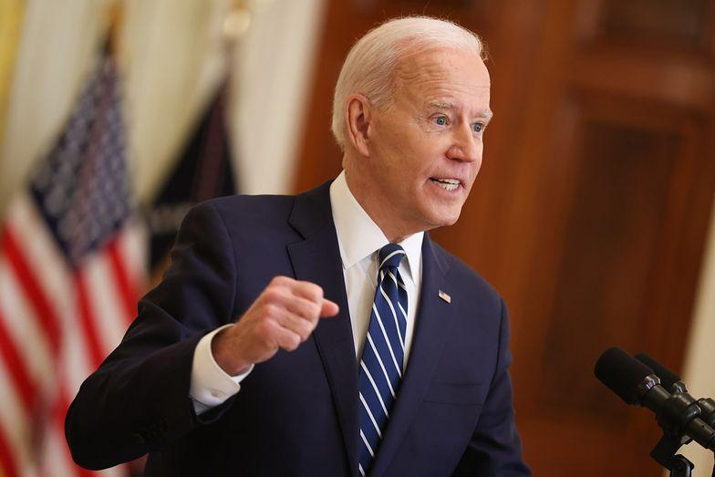 """Korea Północna wystrzeliła rakiety. Joe Biden ostrzega przed """"reakcją"""" USA"""