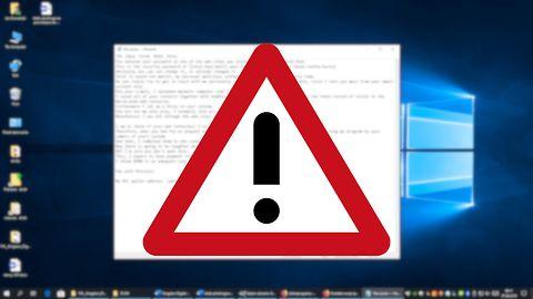 Niemcy. Phishing niszczy dane, podszywając się pod cryptolocker