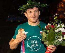 Zdobył medal dla Polski. Przymierzają go do MMA
