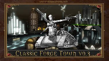 Heroes of Might & Magic III - Forge