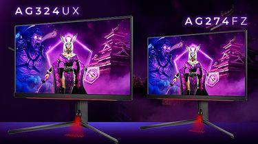 Szybki duet od AOC. Znamy ceny oraz dostępność - Monitory AG324UX i AG274FZ