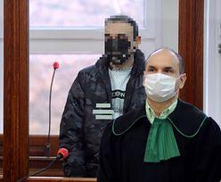Zgwałcił 13-miesięczne dziecko. Sądowy finał sprawy, którą żyła Polska