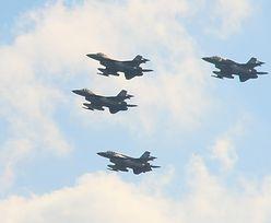 Samoloty wtargnęły nad Danię. Poderwała myśliwce