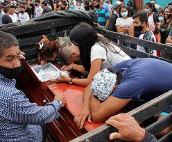 Tragiczny finał imprezy w Kolumbii. Nie żyje 8 osób