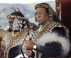 Nie żyje król Zulusów. Miał 6 żon i 28 dzieci