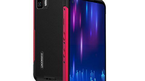 DOOGEE S97 Pro — pierwszy na świecie wytrzymały telefon z dalmierzem laserowym
