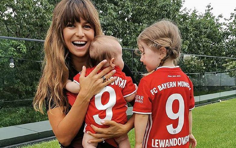 Anna Lewandowska jest w górach. Pokazała, jak bawi się z córeczką