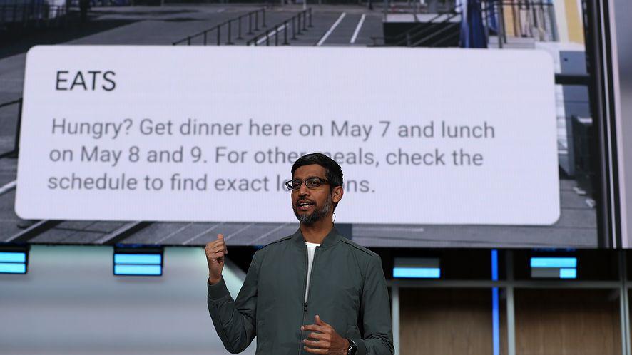 Google I/O 2019, źródło: Getty Images