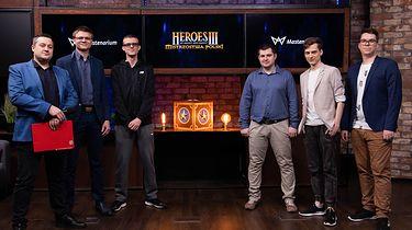 Mamy nowego mistrza w Heroes of Might & Magic III. Finał w pięknym stylu - Mistrzostwa Polski Heroes of Might and Magic III