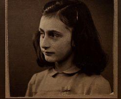 Wywołali skandal. Róż na cześć Anne Frank
