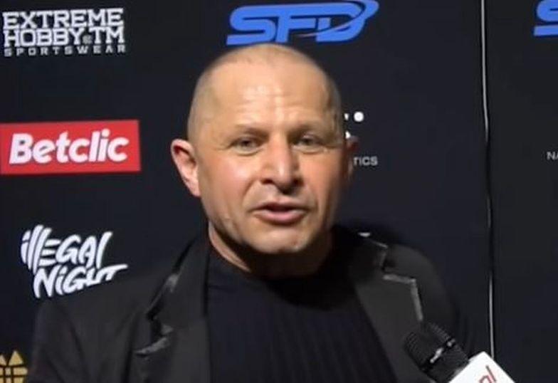 Skandaliczne słowa Murańskiego po Fame MMA 10. Mówił o Hitlerze