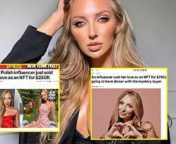 Sprzedała miłość za milion zł. Polka na ustach światowych mediów