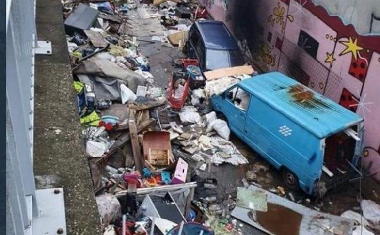 Paryż tonie w śmieciach. Mieszkańcy są wściekli