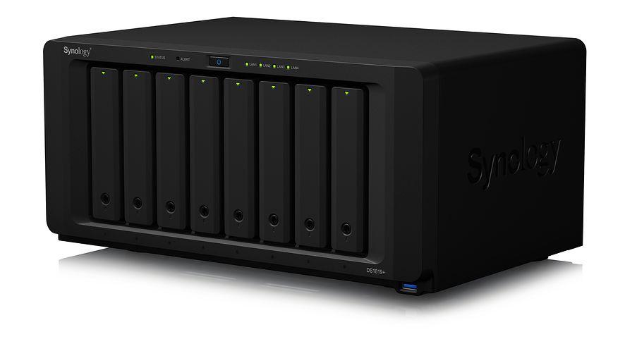 Synology wprowadza do Polski 2 nowe produkty NAS: RackStation RS1619xs+ i DiskStation DS1+