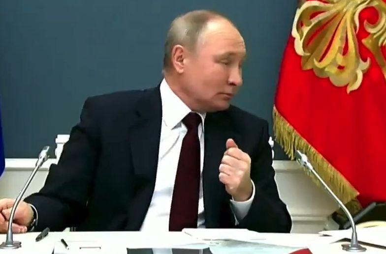 Wpadka podczas szczytu klimatycznego. Putin nie wiedział, co się dzieje