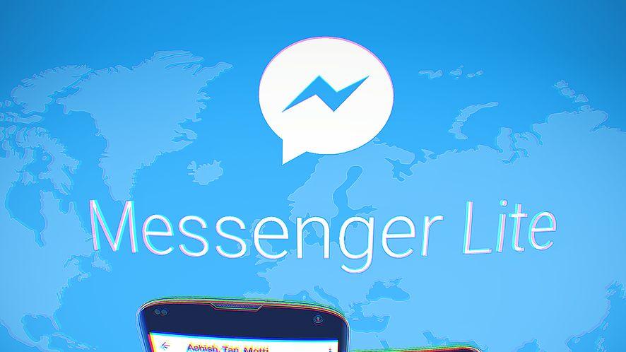 Messenger Lite, fot. Facebook