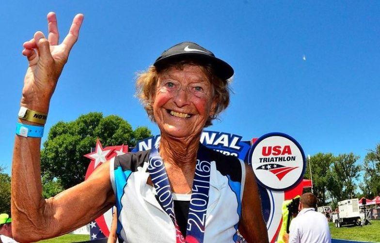 Jest 91-letnią zakonnicą, a przy okazji rekordzistką świata w tej dziedzinie